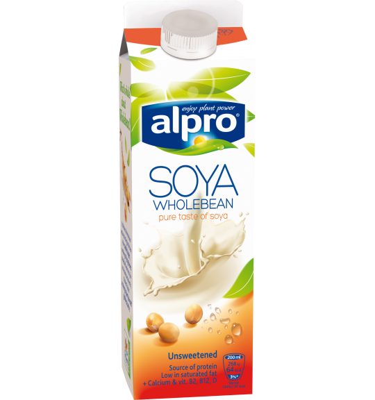 New products debono foods for Alpro soja cuisine