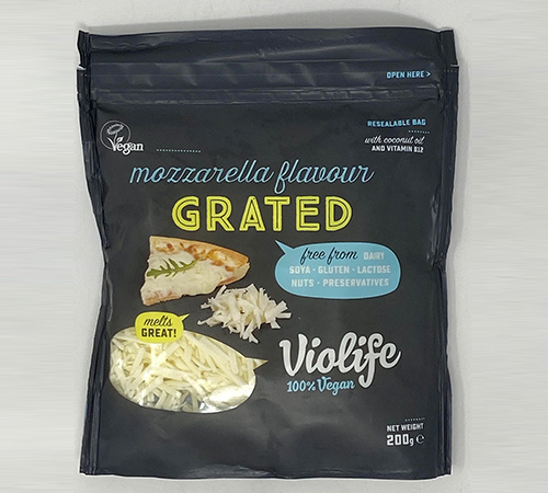GRATED